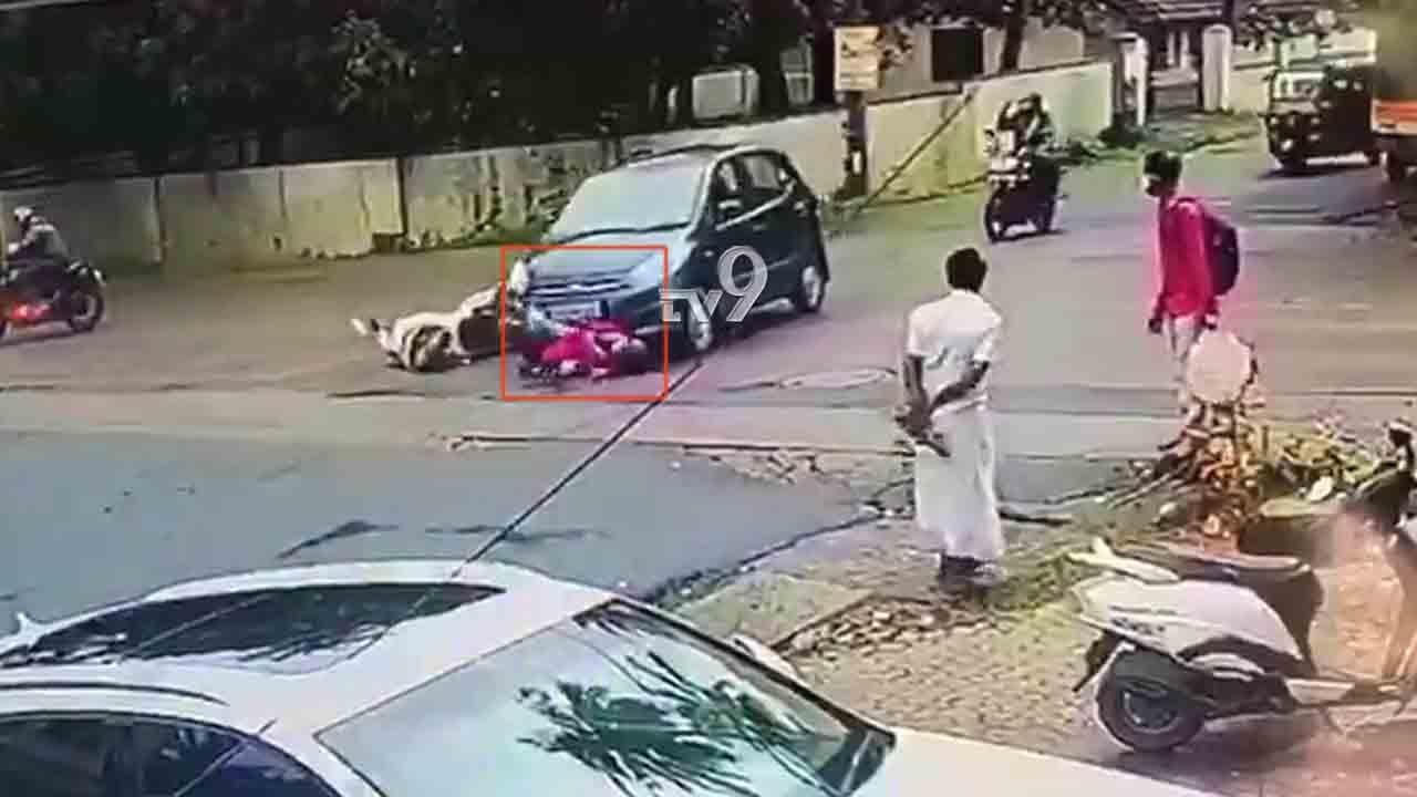 ಕಂಬಳದಲ್ಲಿ ಯುವತಿಯ ಮೇಲೆ ಕಾರು ಹರಿಸಿ ಎಳೆದೊಯ್ದ ಚಾಲಕ: CCTVಯಲ್ಲಿ ಸೆರೆ
