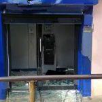 ಓಲ್ಡ್ ಕೆಇಬಿ ರಸ್ತೆಯಲ್ಲಿರುವ ATM ಪುಡಿಪುಡಿ