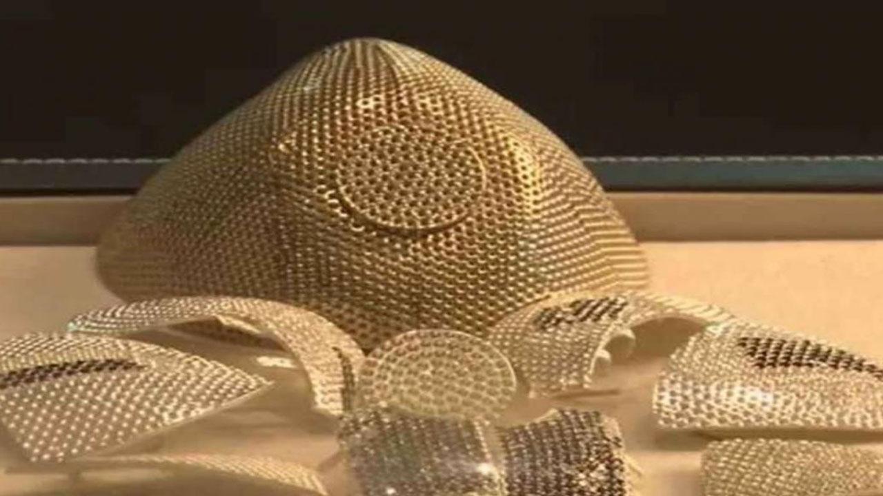 ಇದು ಇಡೀ ಪ್ರಪಂಚದಲ್ಲೇ ಅತ್ಯಂತ ದುಬಾರಿ mask..ಬೆಲೆ ಎಷ್ಟು ಗೊತ್ತಾ?