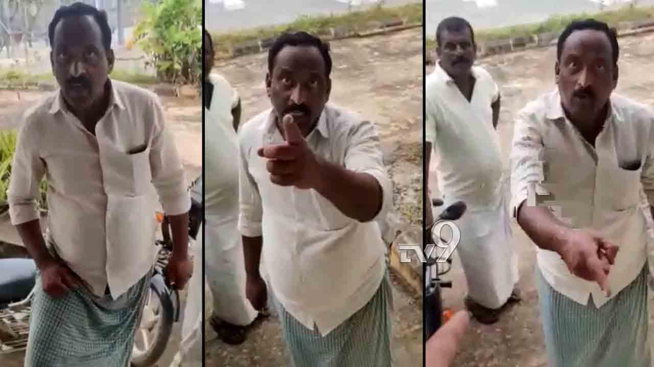 ಹೊರಗೆ ಬಾ ಮಗನೇ.. ನಿನ್ @#$: CESC ಇಂಜಿನಿಯರ್ ಮೇಲೆ JDS ಮುಖಂಡನ ರೋಷ