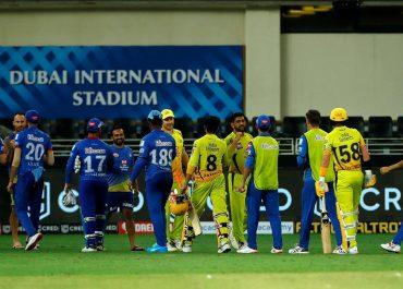 IPL 2020: ಚೆನ್ನೈ ಹಾಗೂ ಡೆಲ್ಲಿ ನಡುವಿನ ಪಂದ್ಯದ ರೋಚಕ ಕ್ಷಣಗಳಿವು