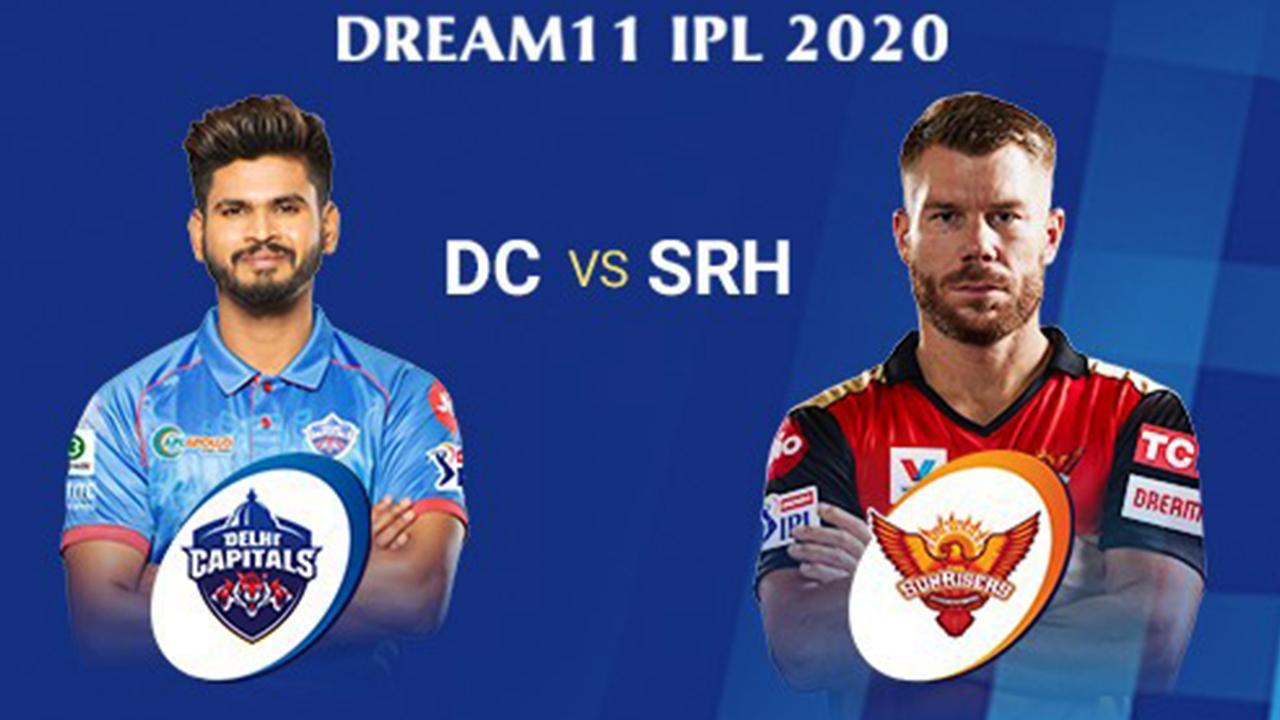 IPL 2020: DC vs SRH Live Score ಸನ್ರೈಸರ್ಸ್ ವಿರುದ್ಧ ಟಾಸ್ ಗೆದ್ದ ಡೆಲ್ಲಿ ಕ್ಯಾಪಿಟಲ್ಸ್, ಫಿಲ್ಡಿಂಗ್ ಆಯ್ಕೆ  