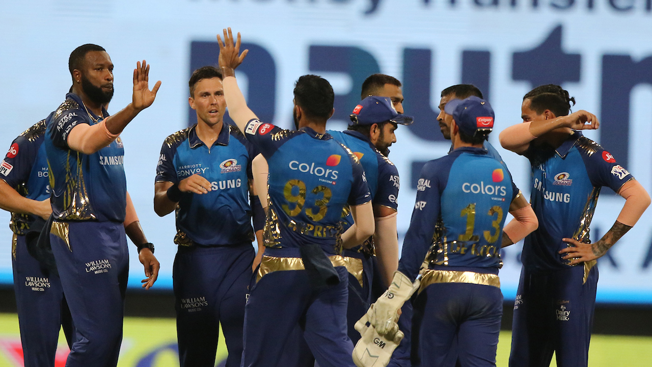 IPL 2020: ಅಬುಧಾಬಿಯಲ್ಲಿ ನಡೆದ ಕೊಲ್ಕತ್ತಾ ಹಾಗೂ ಮುಂಬೈ ನಡುವಿನ ಪಂದ್ಯದ ಝಲಕ್ ಹೀಗಿದೆ..