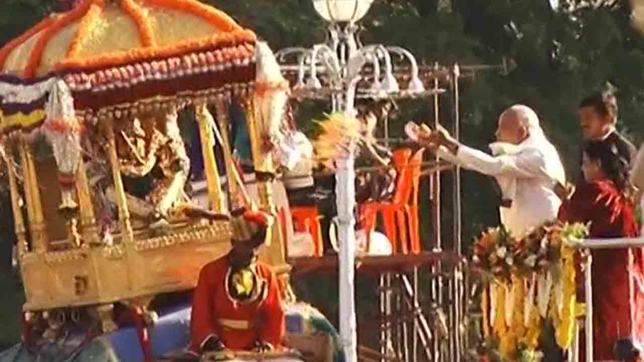 ದಸರಾ 2020: ಜಂಬೂಸವಾರಿ ವೇಳೆ ಎರಡೇ ಸ್ತಬ್ಧಚಿತ್ರಗಳಿಗೆ ಅವಕಾಶ, ಅವು ಯಾವುವು?