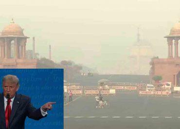 'ಭಾರತ ಎಷ್ಟು ಗಲೀಜಾಗಿದೆ ನೋಡಿ.. ಅದರ ಗಾಳಿಯಲ್ಲಿ ಎಷ್ಟು ಮಾಲಿನ್ಯವಿದೆ ಅಬ್ಬಬ್ಬಾ!'