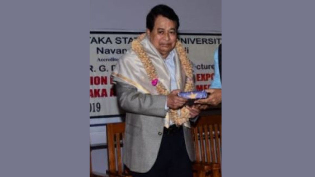 ಶ್ರೀರಾಮನ ಪರವಾಗಿ ವಾದಿಸಿದ್ದ ಕೆ.ಎನ್. ಭಟ್ಗೆ ಈ ಬಾರಿಯ ರಾಜ್ಯೋತ್ಸವ ಪ್ರಶಸ್ತಿ