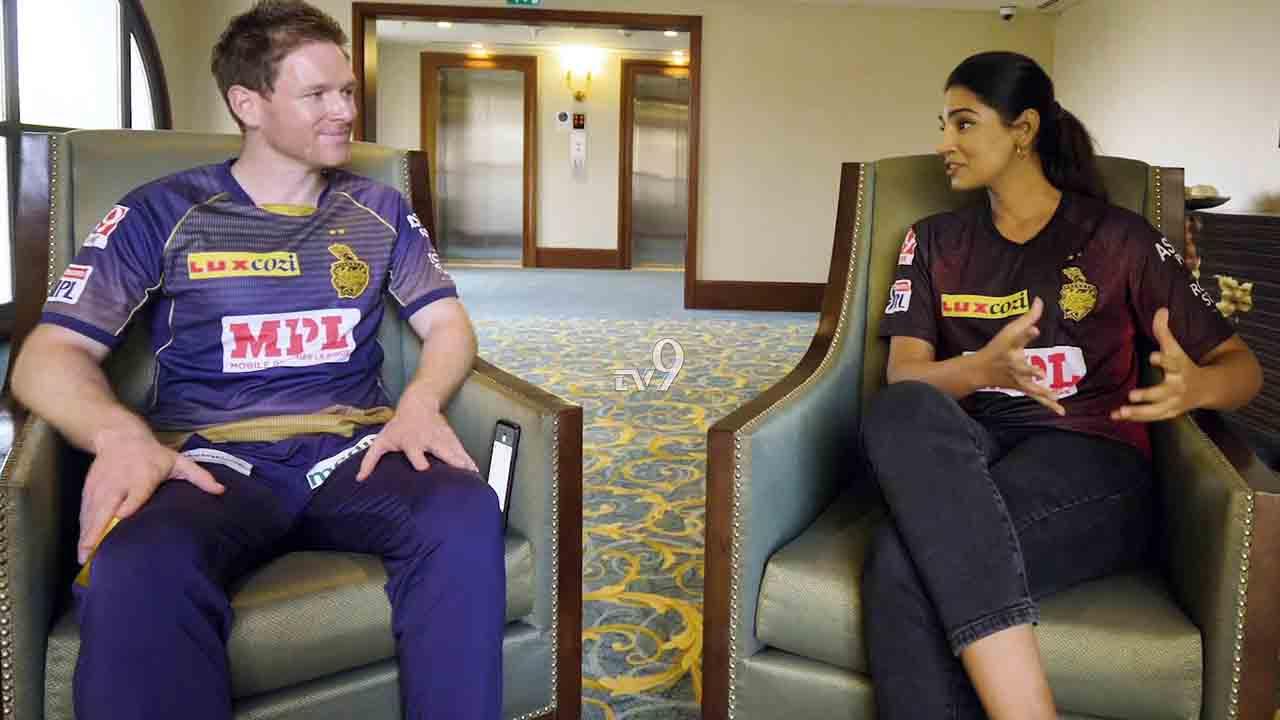 IPL 2020: KKR ಆಟಗಾರ ಹಾಗೂ ಇಂಗ್ಲೆಂಡ್ ನಾಯಕ Eoin ಮೋರ್ಗನ್ ಜೊತೆ Tv9 Exclusive