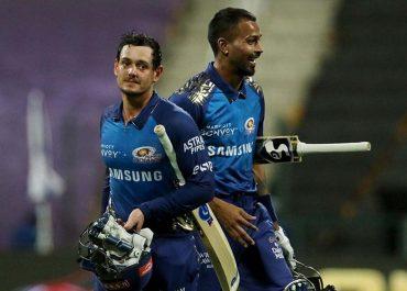 IPL 2020: MI vs KKR ಚಾಂಪಿಯನ್ ಮುಂಬೈಗೆ ಅರ್ಹ ಗೆಲುವು, ಕೊಲ್ಕತ್ತಾಗೆ ಮತ್ತೊಂದು ಸೋಲು