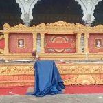 ಅರಮನೆ ನಗರಿಯಲ್ಲಿ ಇಂದು ದಸರಾಗೆ ಚಾಲನೆ, ಸಿಂಪಲ್ ನಾಡಹಬ್ಬಕ್ಕೆ ತಯಾರಾದ ಮೈಸೂರು