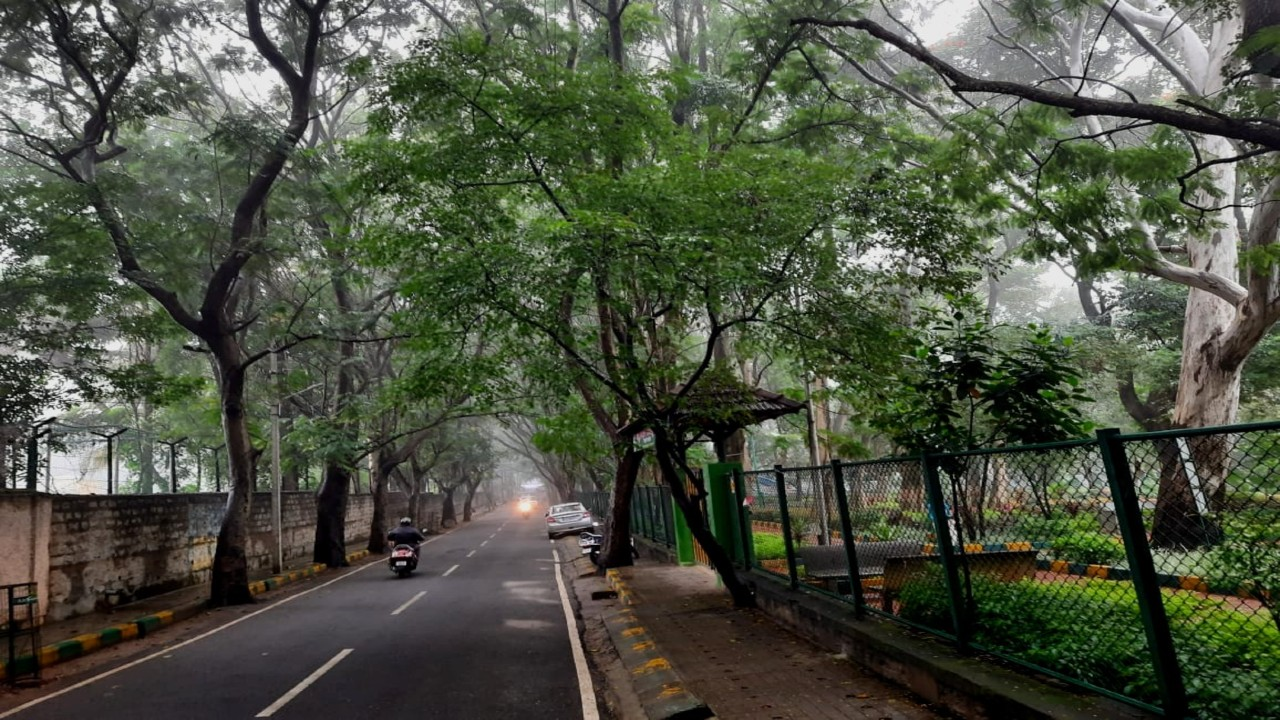 ಊಟಿ-ಸಿಮ್ಲಾ-ಮನಾಲಿಯಂತೆ ಕಚಗುಳಿ ಇಡುತ್ತಿದೆಯಂತೆ ಬೆಂಗಳೂರು!