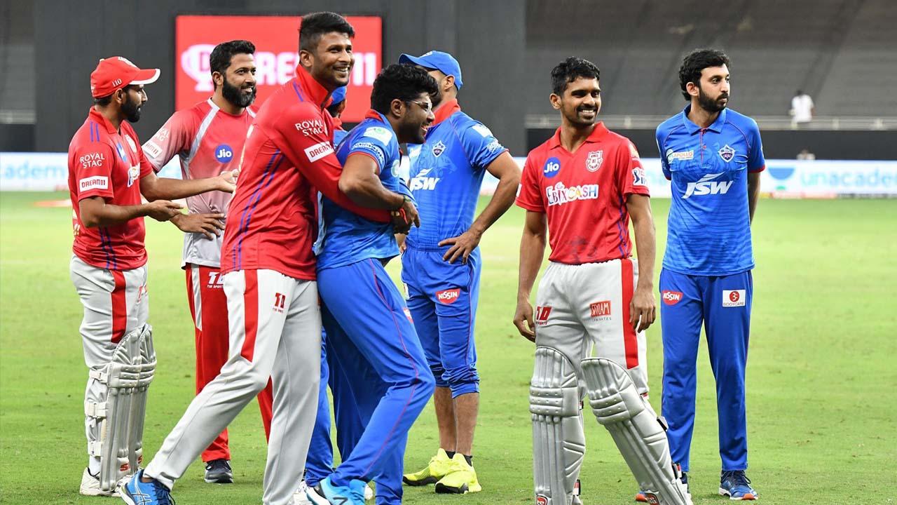 IPL 2020: ಪಂಜಾಬ್ ದಾಳಿಗೆ ಡೆಲ್ಲಿ ಮಂಡಿಯೂರಿದ ದೃಶ್ಯಾವಳಿಗಳು..