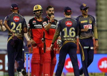 IPL 2020: RCB vs KKR ಆರ್ಸಿಬಿ ಅಬ್ಬರಕ್ಕೆ ನಲುಗಿದ ಕೊಲ್ಕತ್ತಾ, ಕೊಹ್ಲಿ ಬಳಗಕ್ಕೆ 8 ವಿಕೆಟ್ಗಳ ಜಯ