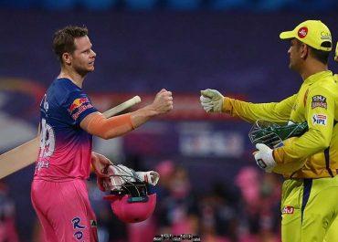 IPL 2020: CSK vs RR ಗೆಲುವಿನ ಲಯಕ್ಕೆ ಮರಳಿದ ರಾಜಸ್ಥಾನ್, ಚೆನ್ನೈಗೆ ಮತ್ತೊಂದು ಸೋಲು