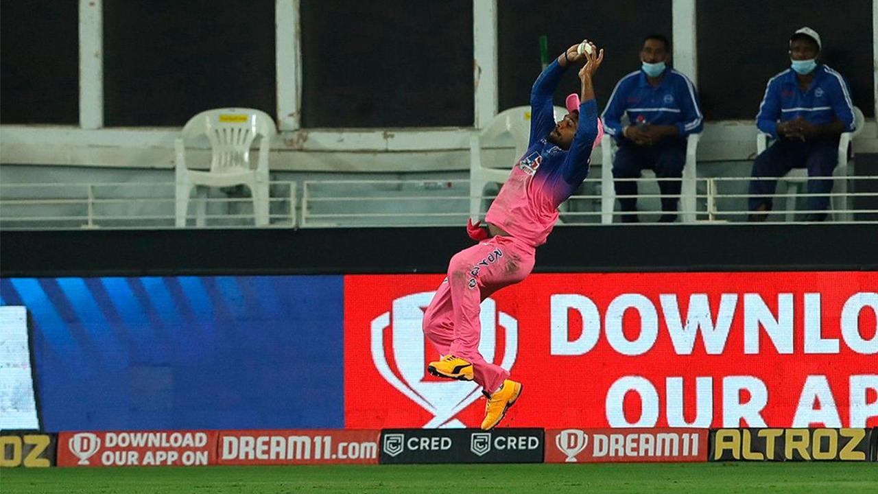 IPL 2020: ರಾಜಸ್ಥಾನದ ಗೆಲುವಿನ ಓಟಕ್ಕೆ ಕೊಲ್ಕತ್ತಾ ಬ್ರೇಕ್ ಹಾಕಿದ ಕ್ಷಣಗಳು..