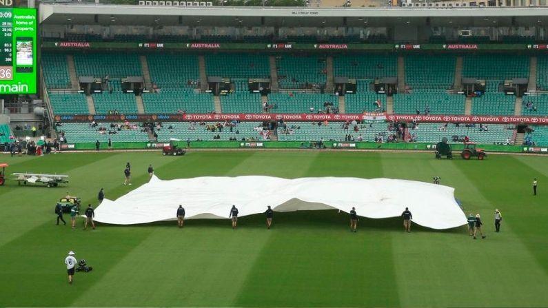 Australia vs India Test Series ಅಂತಿಮ ಟೆಸ್ಟ್ಗೆ ವರುಣನ ಅಡ್ಡಿ, ಡ್ರಾದತ್ತ ಸಾಗಿದ ನಿರ್ಣಾಯಕ ಪಂದ್ಯ..