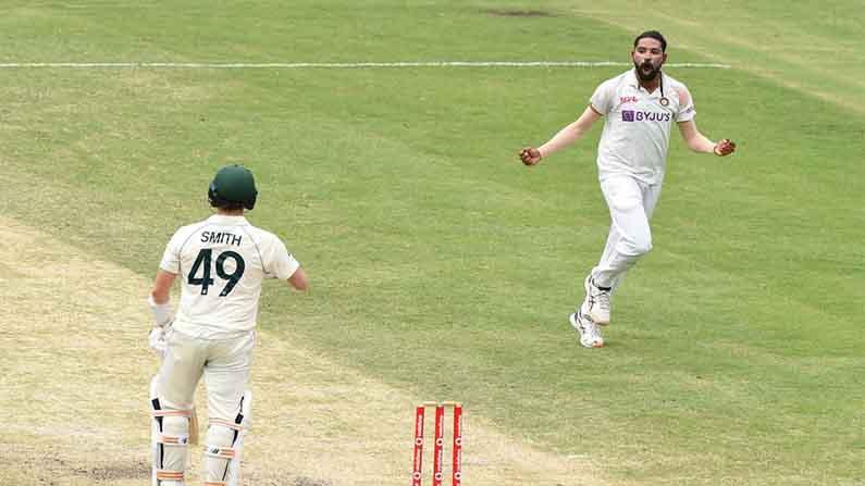 India vs Australia Test Series   5 ವಿಕೆಟ್ ಪಡೆದ ಸಿರಾಜ್ ಅಪರೂಪದ ಸಾಧನೆಗೆ ಅಪ್ಪನ ನೆನಪೇ ಆಸರೆ