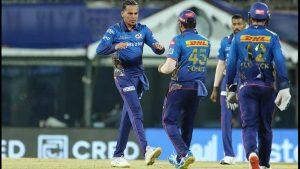 KKR vs MI, IPL 2021: ರೋಚಕ ಪಂದ್ಯದಲ್ಲಿ ಗೆದ್ದ ಮುಂಬೈ; ಗೆಲುವಿನ ಸನಿಹದಲ್ಲಿ ಎಡವಿದ ಕೋಲ್ಕತ್ತಾ